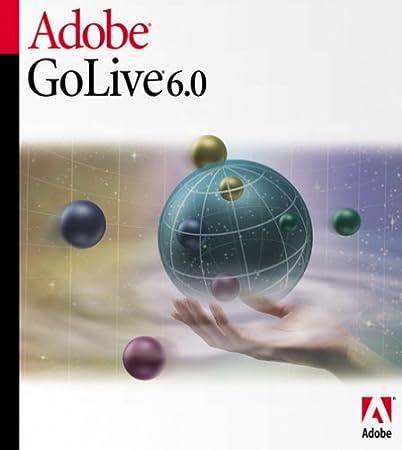 Adobe GoLive 6.0 [Old Version]