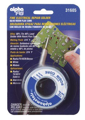 Check Out This Alpha Metals #am31605 4oz.032elec Lead Solder