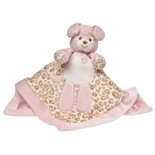 Mary Meyer Baby Safari Blankie, Puppy front-945359