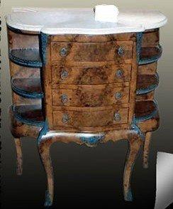 Barock Rokoko Kommode Historismus Antik Stil MoAl0971