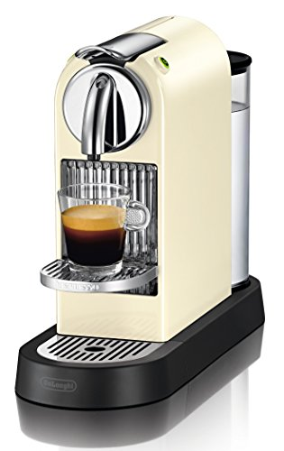 DeLonghi-EN-166CW-Nespresso-Citiz-Kapselmaschine-1260-Watt-champagner