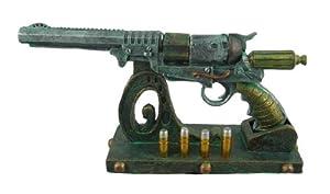 Col. Fezziwig Peace Bringer Steampunk Revolver Replica