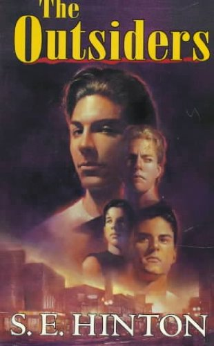 (The Outsiders) By Hinton, S. E. (Author) mass_market on 01-Nov-1997