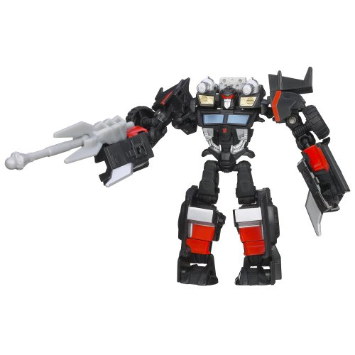 Transformers Prime Commander Class Trailcutter Autobot Commando Figure