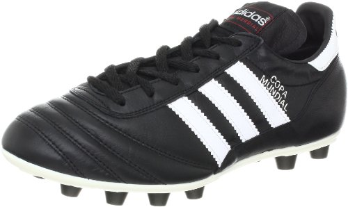Adidas Men's Copa Mundial Black/White Football Boot 015110-6.5 6.5 UK