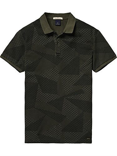 Scotch & Soda -  Polo  - Uomo verde XL