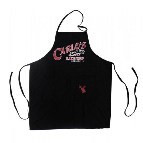 Carlo's Bakery Black Apron