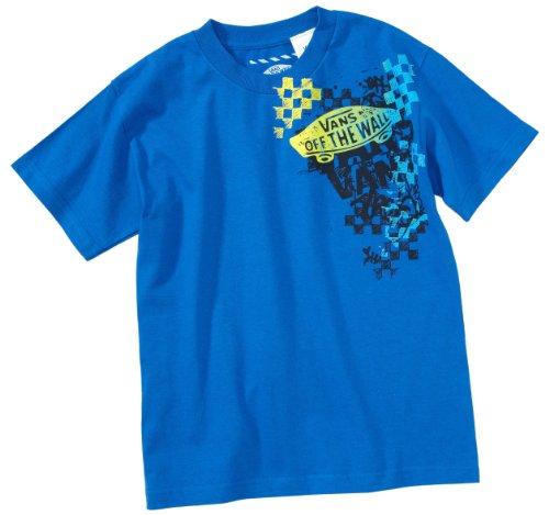 vans-otw-t-shirt-pour-enfant-chex-boys-xl-bleu-bleu-roi