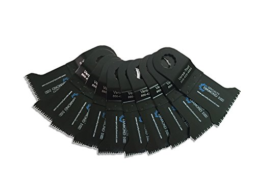 Versa Tool SB10C Japan Cut Oscillating Multi tool Saw Blades For Sonicrafter (Sonicrafter Diamond Blade compare prices)