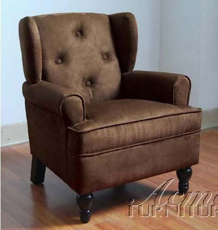 Deer Chocolate Kid Youth Little Reader Chair By H-M front-870896