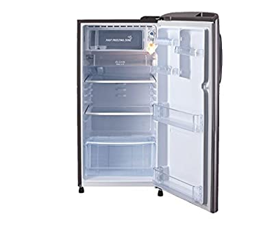 LG GL-B241ASLT Direct-cool Single-door Refrigerator (235 Ltrs, 5 Star Rating, Scarlet Lily)
