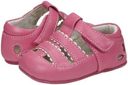 See Kai Run Baby Girls' Smaller Brook (Infant) - Hot Pink - 0-6 Months
