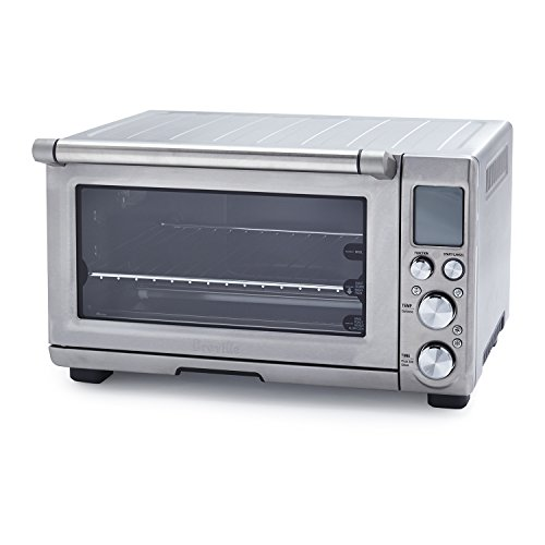 Great Deal! Breville BOV845BSS Smart Oven Pro Convection Toaster Oven with Element IQ, 1800 W, Silve...