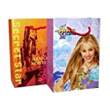 Hannah Montana Small Gift Bags (Pack Of 20) Pack Of 20 Pcs