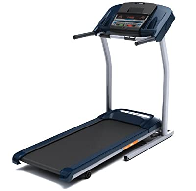 Merit Fitness 725t Plus Treadmill by Horizon Fitness