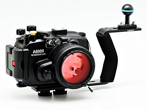 CamDive 40m/130ft Underwater