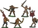 Barbarians, Leaders Fantasy Warriors, Warhammer
