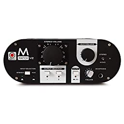 SM Pro Audio M-Patch V2 Monitor Controller
