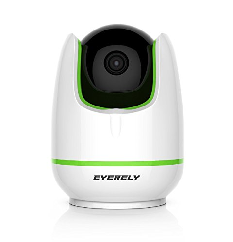 Cheapest Prices! Home Security Camera Eyerely X500, Best 960P Wifi IP Surveillance System Wireless C...