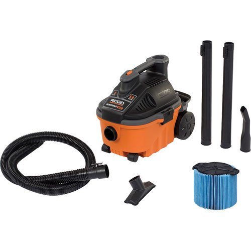 Ridgid WD4070 4 Gallon Portable Vacuum (Rigid Portable Vacuum compare prices)