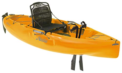 Hobie 2019 Mirage Sport Pedal Fishing Kayak in Papaya
