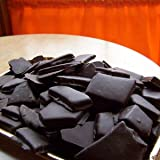 Toffee Covered in Dark Chocolate in a One Half Pound Gift Box