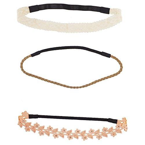lux-accesorios-neutral-peach-encaje-suede-lazer-cut-flores-panuelo-para-la-cabeza-set-3-unidades