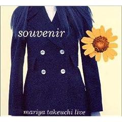 Souvenir〜Mariya Takeuchi Live(竹内まりや)