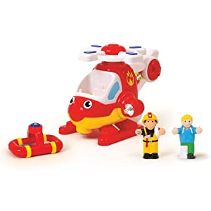 WOW Fire Rescue Rory - Emergency (4 Piece Set)