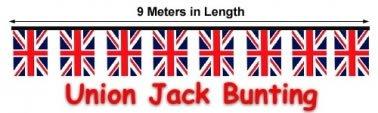 British Union Jack Royal Wedding Bunting