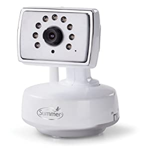 summer infant extra camera for best view monitor white baby. Black Bedroom Furniture Sets. Home Design Ideas