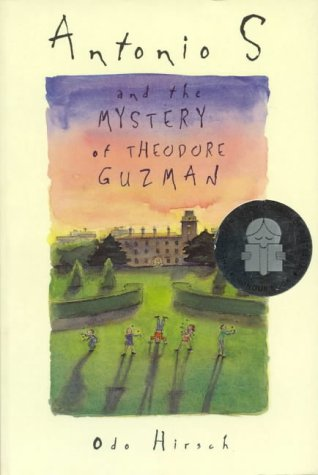 Antonio S and the Mystery of Theodore Guzman (Little Ark Book)
