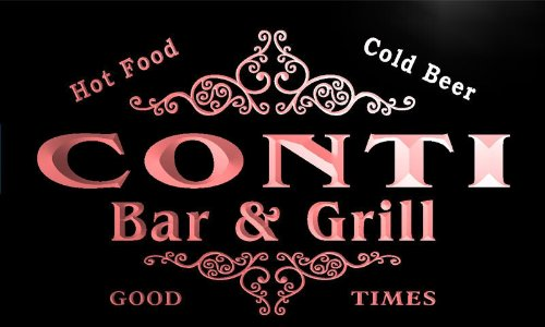 u08905-r-conti-family-name-bar-grill-cold-beer-neon-light-sign-barlicht-neonlicht-lichtwerbung