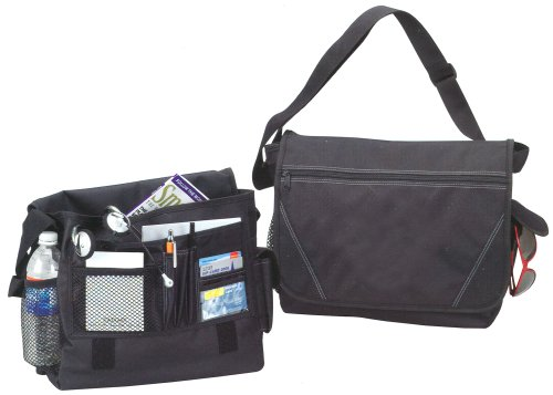 Messenger Bag with Organizer