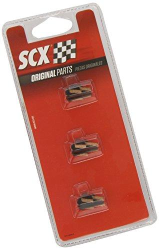 Scalextric Original - Guía A.R.S. standard 2008 con trencillas (3 unidades) para Scalextric Original  (88770)