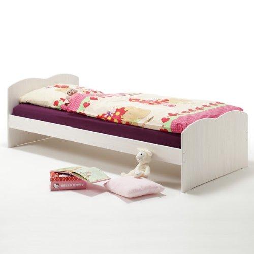 funktionsbett kinderbett melanie kiefer massiv. Black Bedroom Furniture Sets. Home Design Ideas