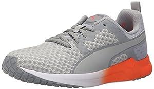 PUMA Women's Pulse XT Core Running Sneaker, Quarry/Gray Violet/White, 9.5 B US