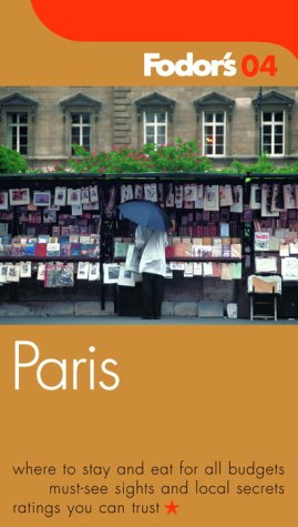Paris 2004 (Gold Guides)