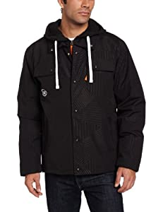 Warrior Mens Captains Printed Jacket by Warrior