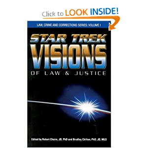 Amazon.com: Star Trek Visions of Law and Justice (Law, Crime and ...