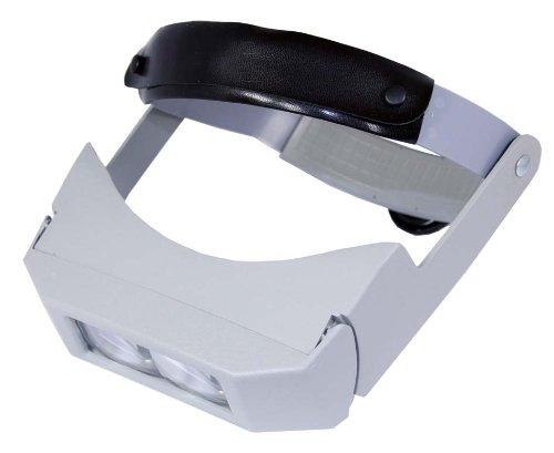 Magni-Focuser Magnifying And Protective Safety Glasses, 2.5X Zoom