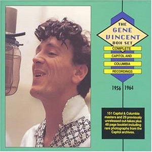 4 - Gene Vincent Box Set (6cd) - Zortam Music