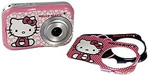 Sakar Hello Kitty Digital Camera with Changing Faceplates