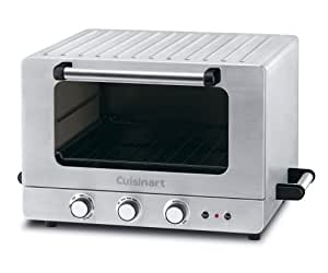 ... Brick Oven Classic Countertop Oven, Stainless Steel: Toaster Ovens