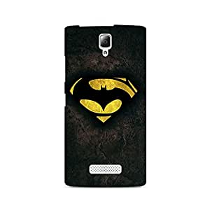 Motivatebox- Batman vs Superman Dawn of Justice Premium Printed Case For Lenovo A2010 -Matte Polycarbonate 3D Hard case Mobile Cell Phone Protective BACK CASE COVER. Hard Shockproof Scratch-