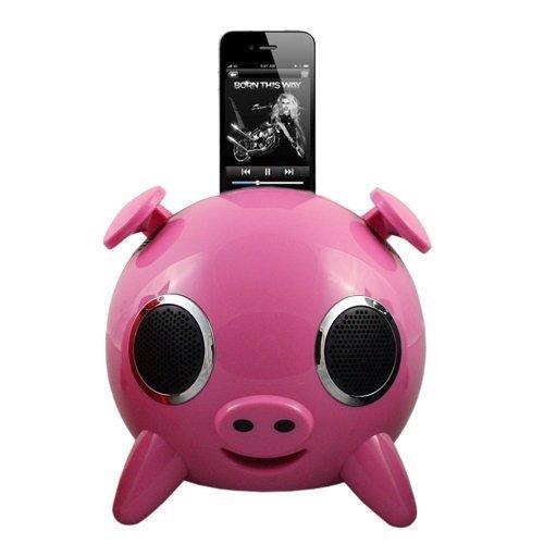 Lanchiya IPIG-PINK Ipig Pink Speaker