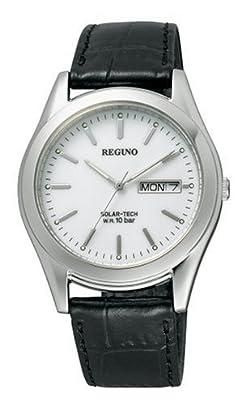 [シチズン]CITIZEN 腕時計 REGUNO レグノ ソーラーテック スタンダードモデル RS25-0094B メンズ