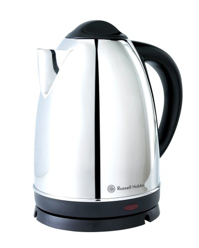 Russell Hobbs 13355 1.7 L Ceylon Stainless Steel Kettle Classic Style from Russell Hobbs
