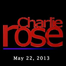 Charlie Rose: Phil Jackson and Richard Anderson, May 22, 2013  by Charlie Rose Narrated by Charlie Rose