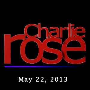 Charlie Rose: Phil Jackson and Richard Anderson, May 22, 2013 Radio/TV Program
